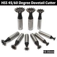 45°/60° 1 PZ 10-35mm FRESE A TAZZA HSS CNC PER TRAPANO LEGNO METALLO ACCIAIO IT