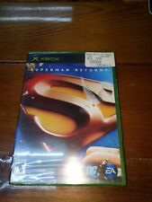 Superman Returns: The Video Game Microsoft Xbox, 2006 BRAND NEW SEALED