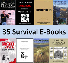 Poor Man's James Bond Survival Prepper Military Handbook Paladin Press E  Book