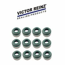 12-Pieces oem Victor Reinz Engine Valve Stem Seal For Audi BMW Porsche VW Volvo
