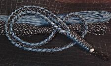 ID-Badge/Neck-Knife,(SHARK-ATTACK & STARRY-NIGHT) 550 paracord lanyard/ Nite-Ize