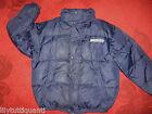 LOTTO - Blouson manteau chaud bleu capuche - Taille 12 ans