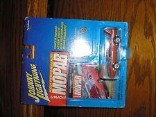 Rare New 1/64 JL Best Cover Cars High Performance Mopar 1970 Plymouth Superbird