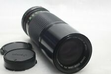 Canon FD 100-200mm f5.6 Lens *Excellent*