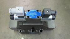 NEW HARSCO RNEH4-253Z11 RPE3-063Y11 HYDRAULIC DIRECTIONAL CONTROL VALVE SIZE 25