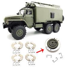4pcs WPL Metall Rad Gewicht OP Fitting Teile Reifen Gegengewicht Für RC Car Auto