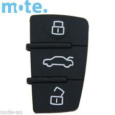 Audi A2 A3 A4 A6 3 Button Replacement Key Remote Shell/Case/Enclosure