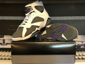 Air Jordan 7 Retro - Flint - Nike - CU9307 100 - Men's Shoe Size 9
