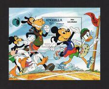 Olympic Anguilla 1984 block Mi#bl.53(1) MNH CV=11€