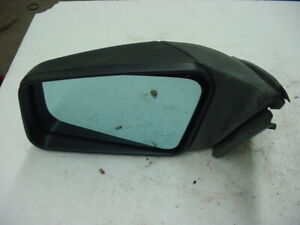 AUDI 5000 Left Side Driver View Mirror Manual Operated