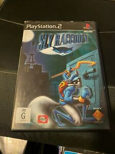 Sly Raccoon PS2 Game