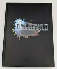 Final Fantasy XV 15 Official Collector's Edition Strategy Guide