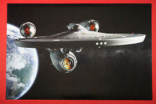 The Star Trek U.S.S. Enterprise NCC-1701 Starship Space Poster 24X36 NEW   ENCC