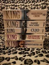 Stephen King: Horror Books Bundle