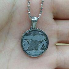 Meteorite pendant iron seymchan accessory necklace jewelry round amult star