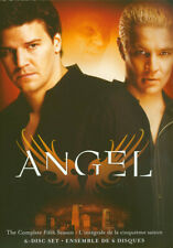 ANGEL - THE COMPLETE SEASON 5 (BILINGUAL) (DVD)