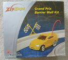 "RadioShack ZIP ZAPS Micro RC ""Grand Prix Barrier Wall Kit"" Assorted Pieces & Box"