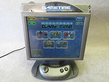 """Megatouch Gametime Deluxe -ION GT 17"""" Arcade TouchScreen Game Machine 118 Games!"""