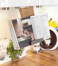 Kochbuchhalter klappbar Geschenk kochen Küche Tablethalter Handyhalterung Ikea