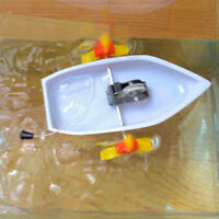 Creative DIY Educational Science Technology Experiment Learning Boat Toys s CA