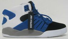 Supra skytop III High Top Skate Shoe Men's black/royal/white  sizes 4 to 11.5 us