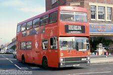 London Transport M240 Colindale Avenue 1980 Rail Photo