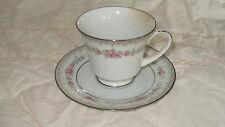 C4 Porcelain Noritake Rose Lane Cup & Saucer 15x10cm 5C3B