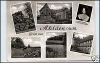 AHLDEN ALLER Gruss aus AK Mehrbildkarte 6 Motive, alte Postkarte