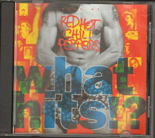 RED HOT CHILI PEPPERS 18 track NEW CD What Hits!? 1992 EMI Holland