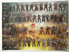"NEW  PROMOTIONAL  San Diego Comic Con  2012  Gears Of War   Poster 18"" x 23.5"""