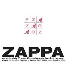 Frank Zappa - FZ:OZ [CD]
