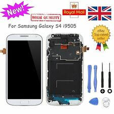 LCD Display Digitizer Touch Screen Replacement White For Samsung Galaxy S4 i9505