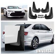 4Pcs Universal Car Truck SUV Mud Flaps Splash Guards Mudguards Plastic US