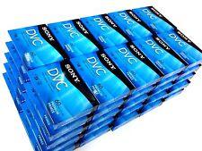 Sony Premium Mini DV Minidv Camcorder Digital Video 60min Tape DVM60PRR 50 Pack