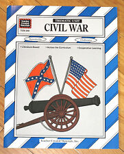 Teacher Created Materials CIVIL WAR Thematic Unit Challenging
