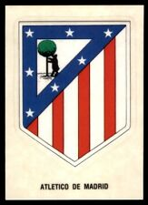 Panini Futbol 92-93 (Spain) Escudo Athletico de Madrid No. 5