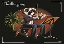 Percy 'Thrills' Thrillington - Thrillington - New Digipak CD - Pre Order 18/5