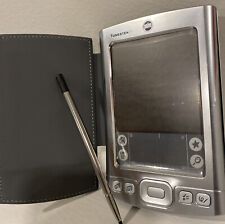 Palm Pilot by Tungsten Untested/for Parts w/ Pen & Memory Card.