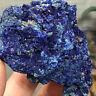 1pcs Natural Azurite Malachite Crystal Cluster Geode Rough Rare SpecimenA1053