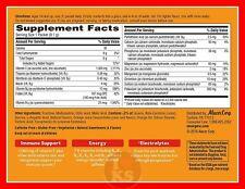 30 Ct Emergen-C 1000 MG Vitamin C Tangerine Daily Immune Support emergenc ONHAND