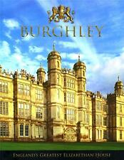 Burghley  :  English Stately Houses  :  by  Lady Victoria Leatham : Paperback