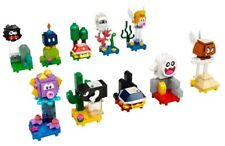 LEGO 71361 SUPER MARIO BROSS (Complete Series of 10 Complete Characters Sets)