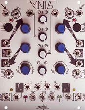 Faire du bruit maths de contrôler la tension générateur de fonction Eurorack Module (2013 REV)