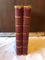 The Life of George Brummell 2 Volumes (Captain Jesse - 1844) Beau Brummell