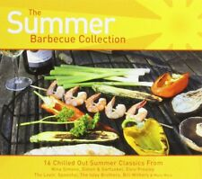 """The Summer Barbecue Collection """"Various Artists"""" NEW & SEALED CD - 16 Tracks"""