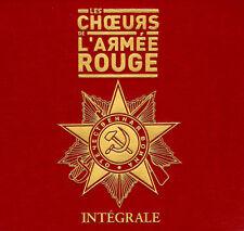 Les Chœurs de l'Armée Rouge - 2 CD DIGICUIR - L INTÉGRALE