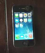 VERIZON APPLE IPHONE 4 A1349 8GB IOS TOUCH CLEAN IMEI BLACK