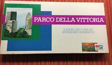 Parco Della Vittoria- Gioco Da Tavola - Gioco Di Societa' Vintage