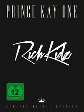 PRINCE KAY ONE - RICH KIDZ (LIMITED FANBOX) 2 CD + DVD NEU