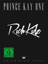 PRINCE KAY ONE - RICH KIDZ (LIMITED FANBOX) 2 CD + DVD NEU